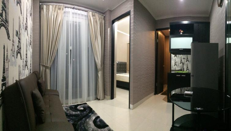 Lounge at Harvia Suites - Citybase Apartments