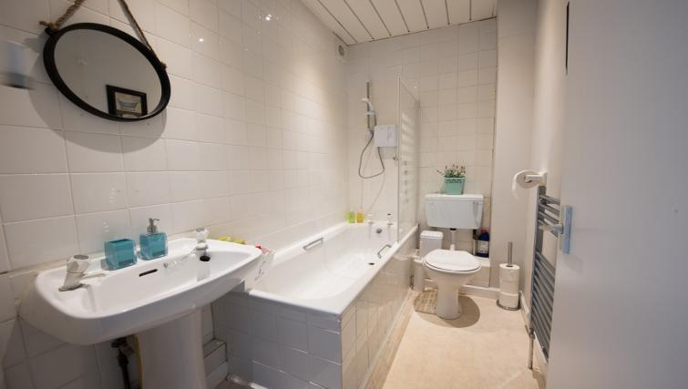 Bathroom at Houldsworth Apartment - Citybase Apartments