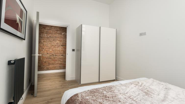 Bedroom at Sweeting Suites - Citybase Apartments