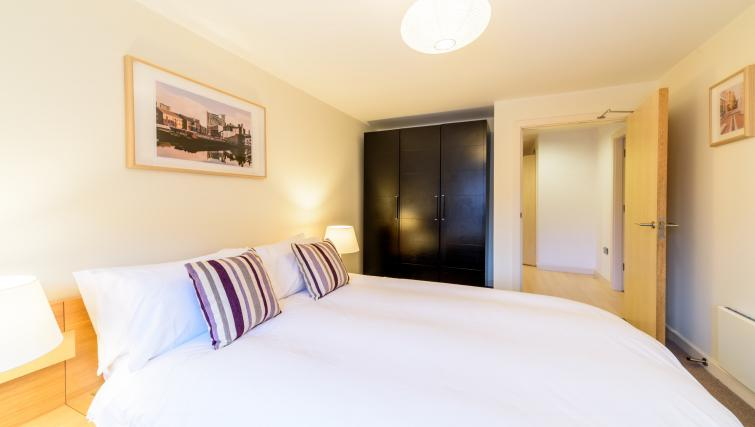 2nd bedroom at Ryland Street Apartment - Citybase Apartments
