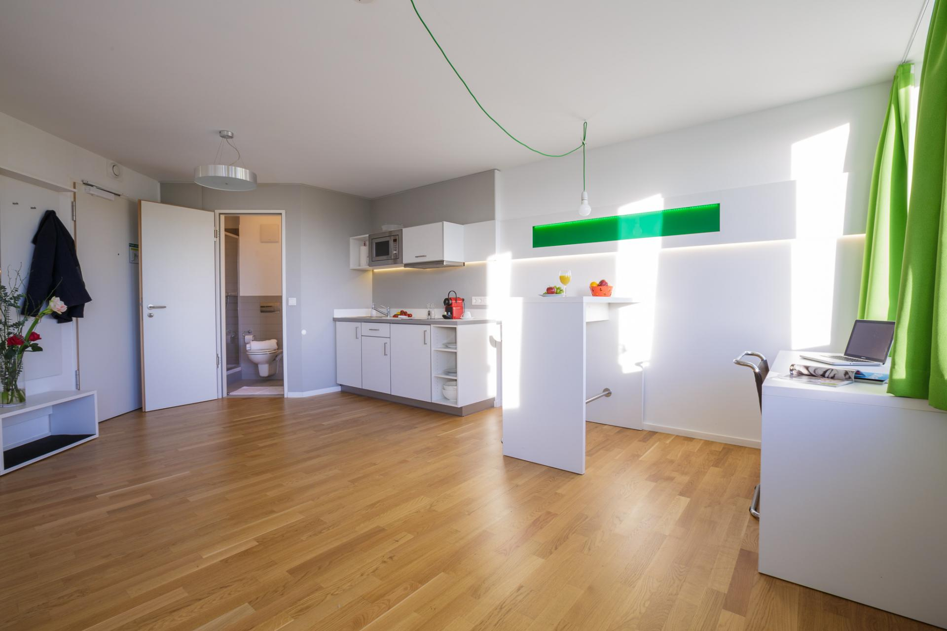 Studio at Brera Am Plaerrer 2 Apartments - Citybase Apartments