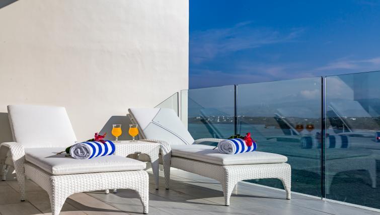 Terrace at the Boracay Mount Luho Apartments - Citybase Apartments