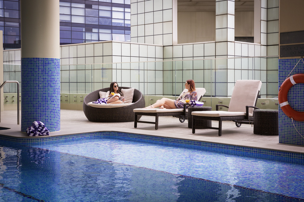 Pool at The Sebel Sydney Chatswood Apartments, Chatswood, Sydney - Citybase Apartments