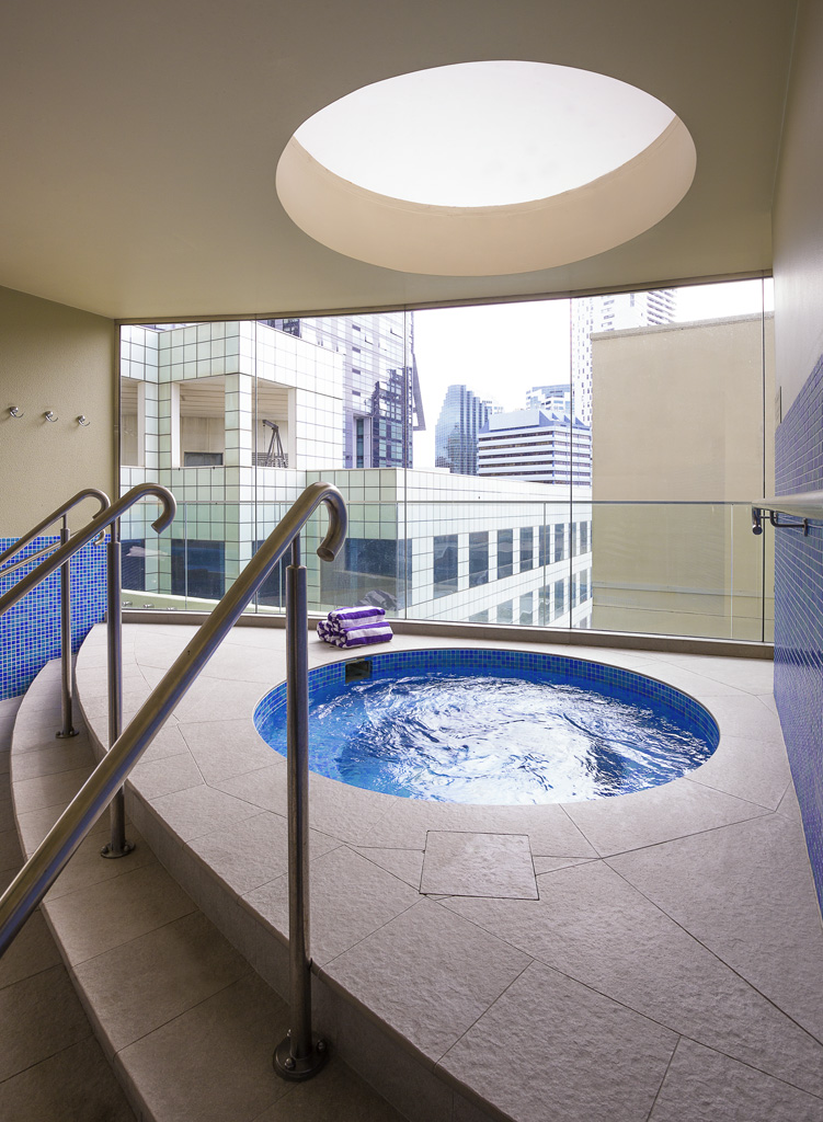 Spa at The Sebel Sydney Chatswood Apartments, Chatswood, Sydney - Citybase Apartments