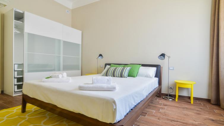 Large bedroom at the Aida Aaprtment - Citybase Apartments
