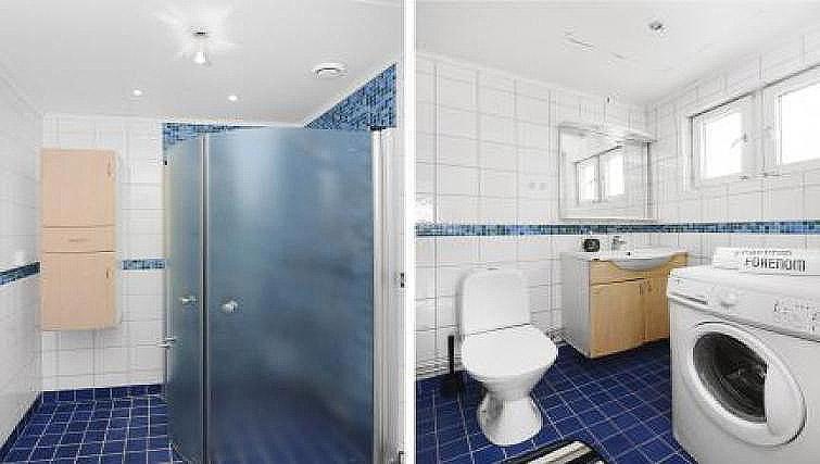 Bathroom at Ribegatan Apartment - Citybase Apartments