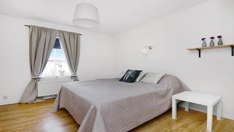 Bedroom at Ribegatan Apartment - Citybase Apartments
