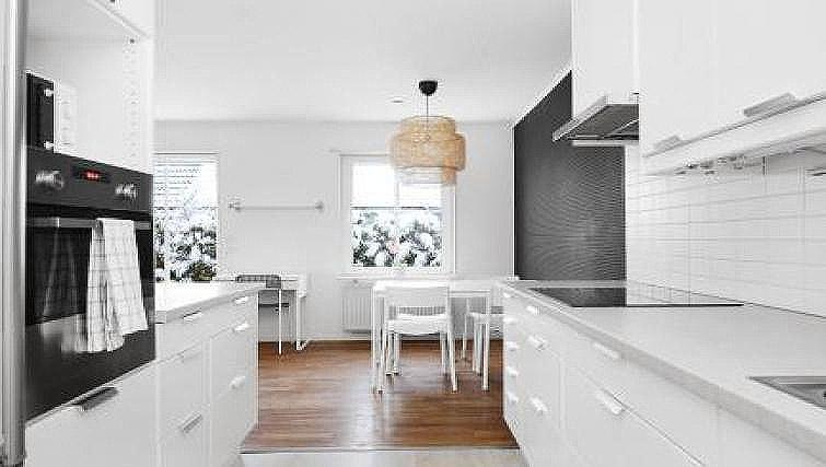 Kitchen at Ribegatan Apartment - Citybase Apartments