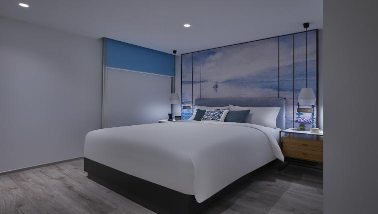 Bedroom at the Winsland Apartments, Singapore - Citybase Apartments