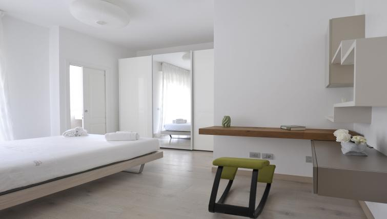 Double bedroom at Procida Luxury Apartment - Citybase Apartments
