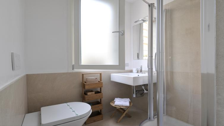 WC at Procida Luxury Apartment - Citybase Apartments