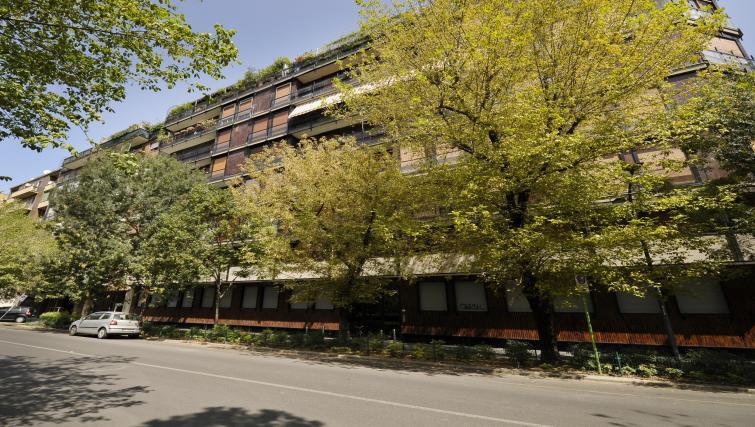 Exterior of Procida Luxury Apartment - Citybase Apartments