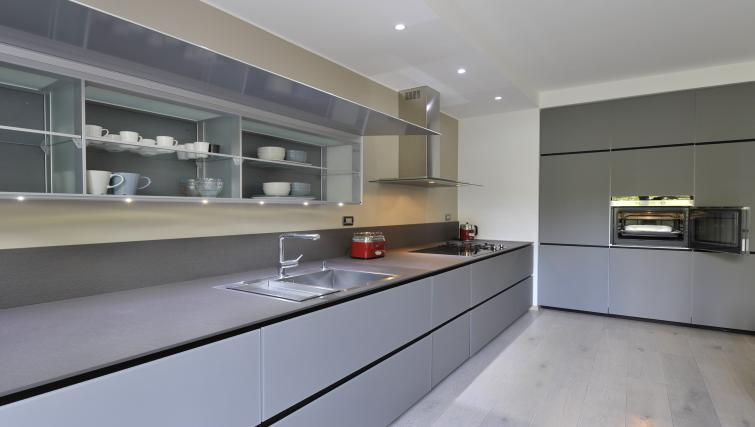 Kitchen at Procida Luxury Apartment - Citybase Apartments