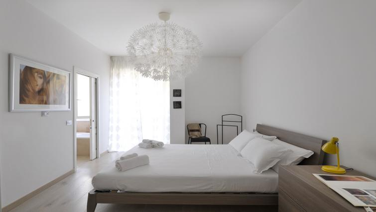 Bedroom at Procida Luxury Apartment - Citybase Apartments