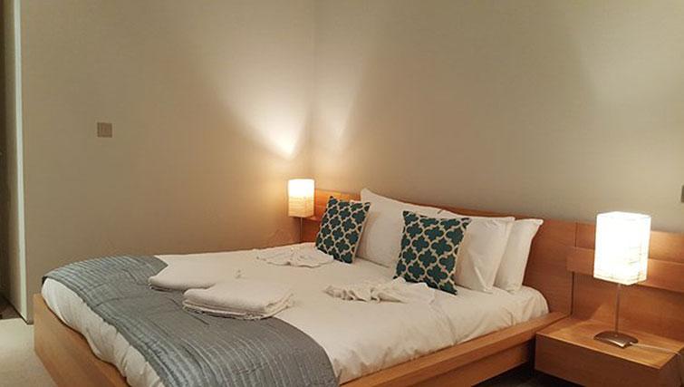 Bedroom at Still Life King's Cross Superior Apartment - Citybase Apartments