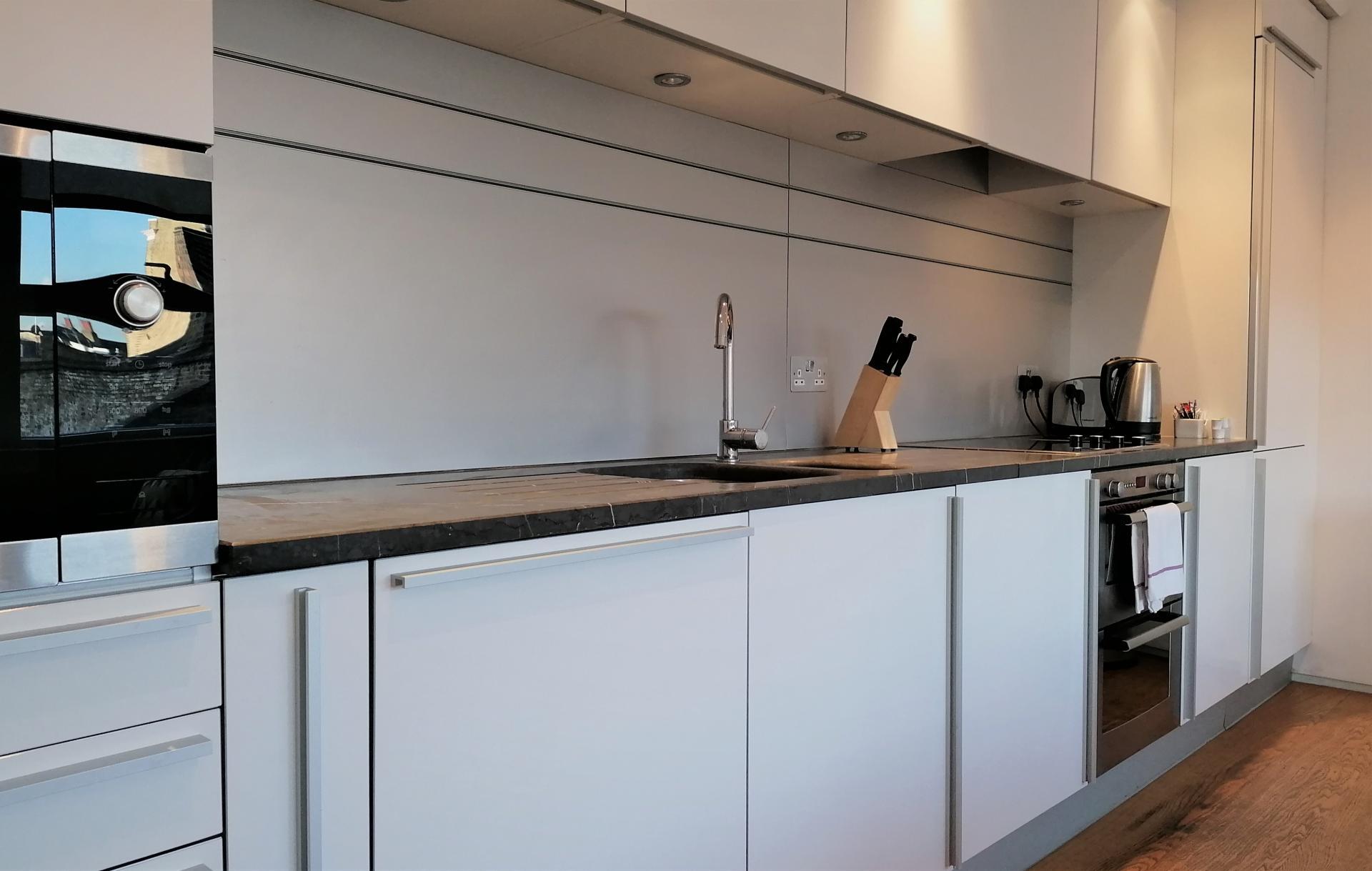 Sink at Still Life King's Cross Superior Apartment, Kings Cross St Pancras, London - Citybase Apartments