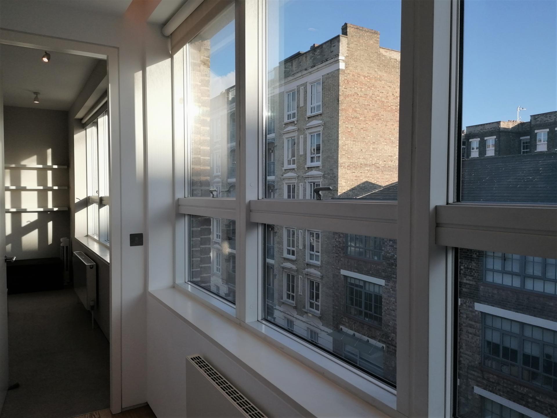 Hallway at Still Life King's Cross Superior Apartment, Kings Cross St Pancras, London - Citybase Apartments