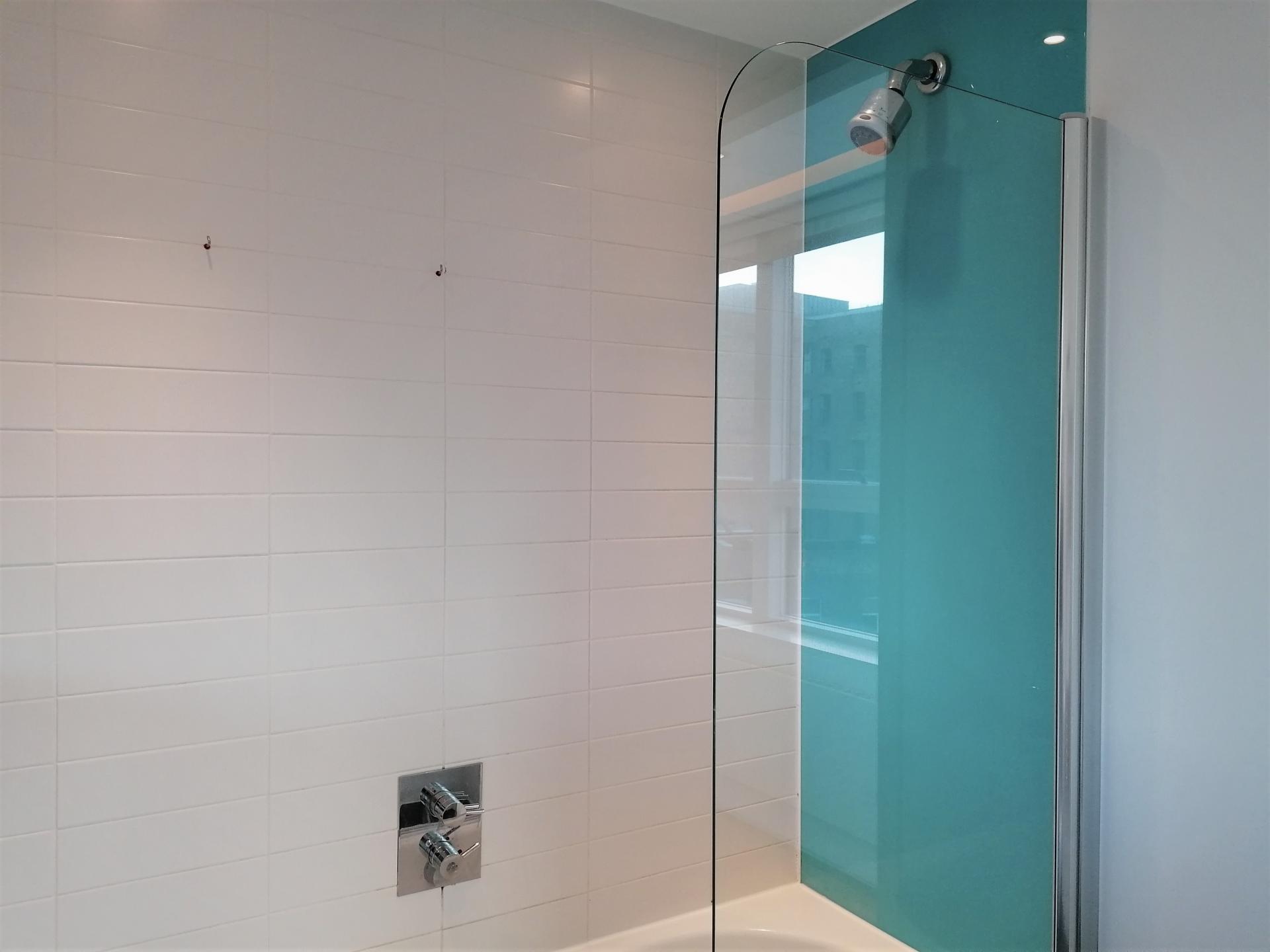 Shower at Still Life King's Cross Superior Apartment, Kings Cross St Pancras, London - Citybase Apartments