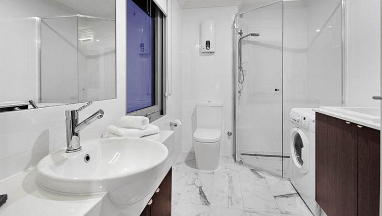 WC at Attika Apartments - Citybase Apartments