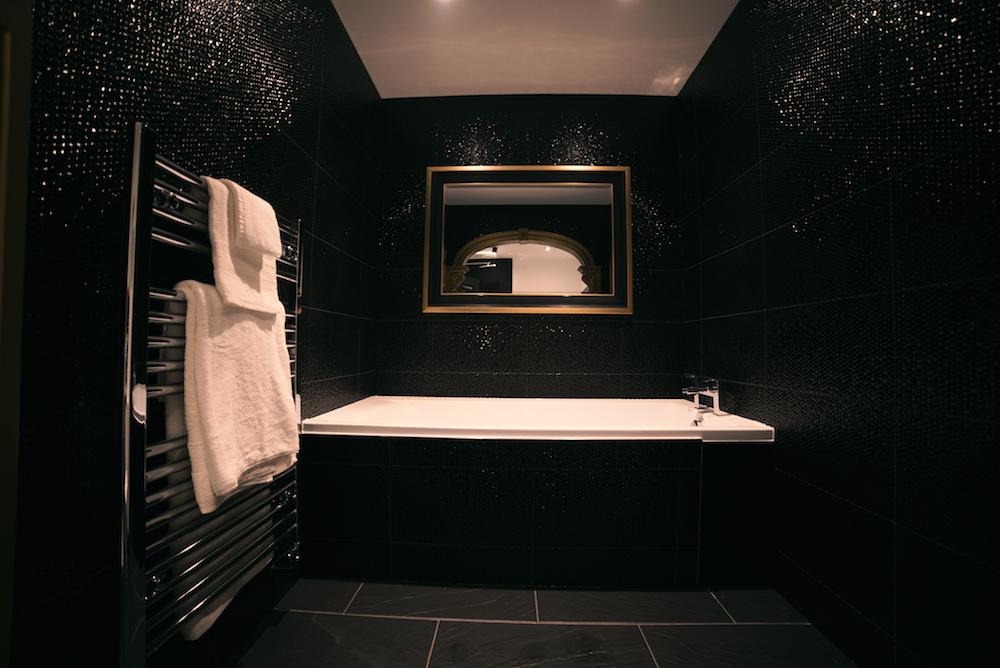 Bath at Theatre Street Apartments, Centre, Preston - Citybase Apartments