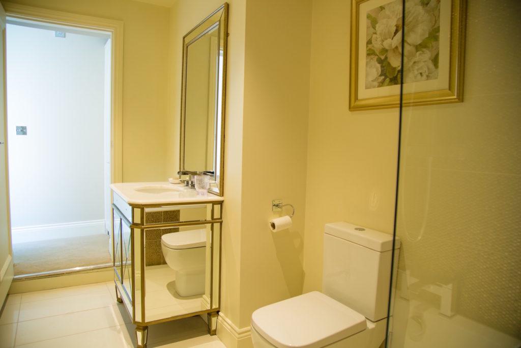 Toilet at Theatre Street Apartments, Centre, Preston - Citybase Apartments