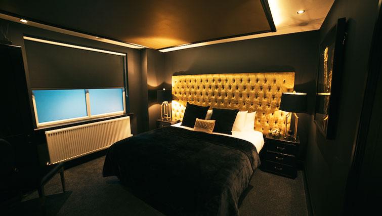 Bedroom at Theatre Street Apartments, Centre, Preston - Citybase Apartments
