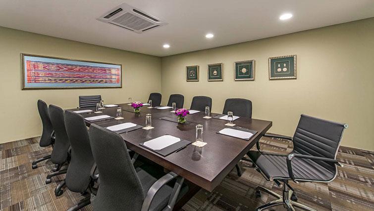 Meeting rooma t Ascott Kuala Lumpur No 9 Apartments - Citybase Apartments
