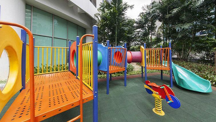 Playgroud at Ascott Kuala Lumpur No 9 Apartments - Citybase Apartments