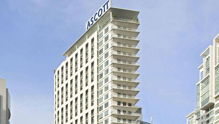 Exterior of Ascott Kuala Lumpur No 9 Apartments - Citybase Apartments