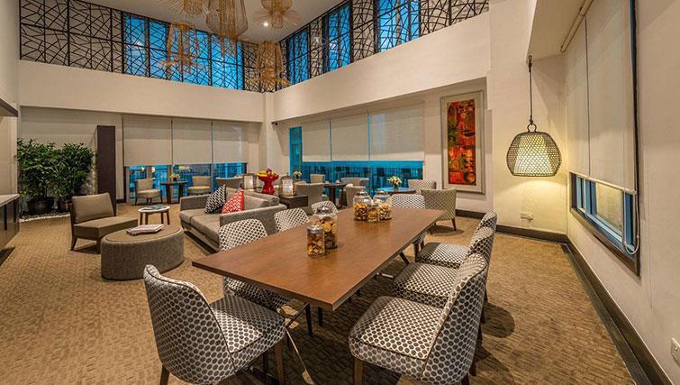 Communal area at Ascott Kuala Lumpur No 9 Apartments - Citybase Apartments