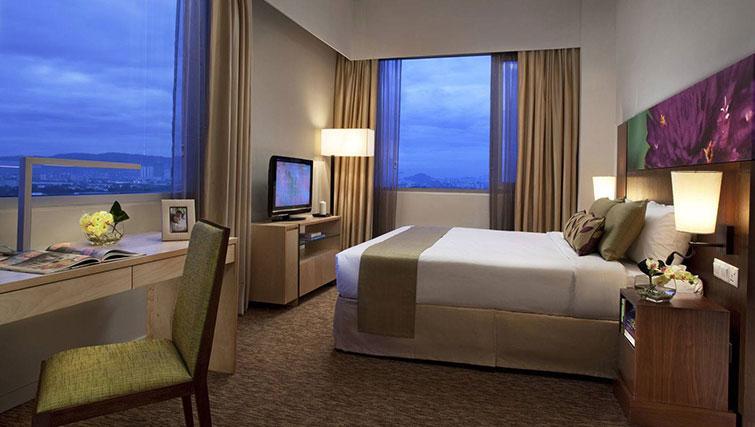 Bedroom at Somerset Kuala Lumpur Apartments - Citybase Apartments