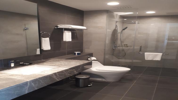 Bathroom at Ascott Somerset Damansara Uptown Apartments - Citybase Apartments