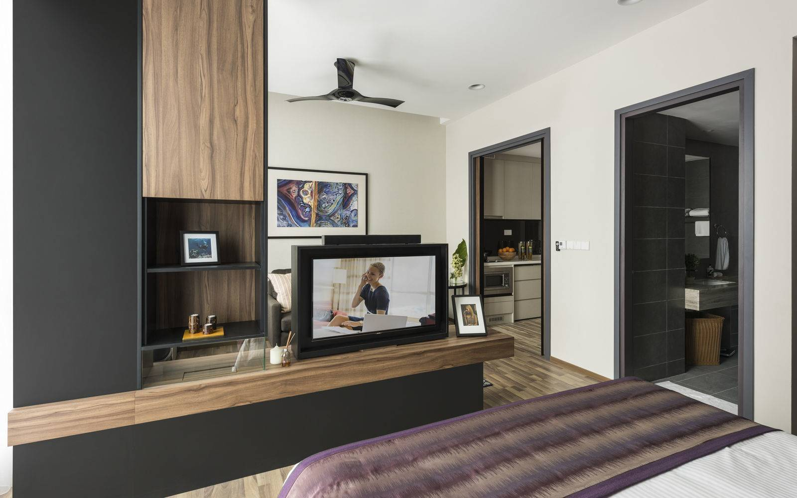 Studio at Ascott Somerset Damansara Uptown Apartments - Citybase Apartments