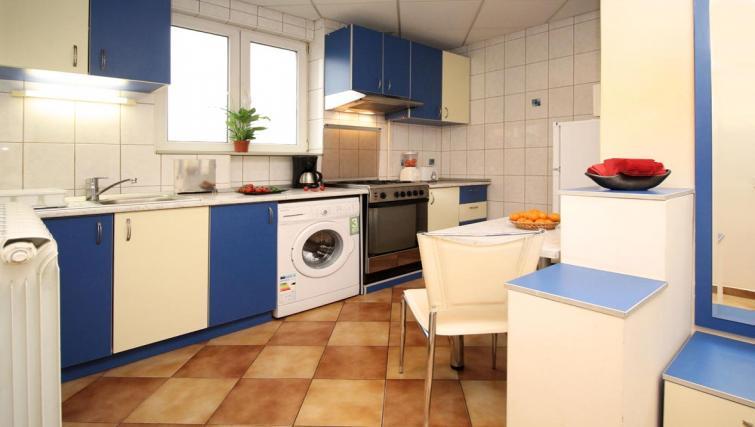 Kitchen at Doamnei Apartments - Citybase Apartments