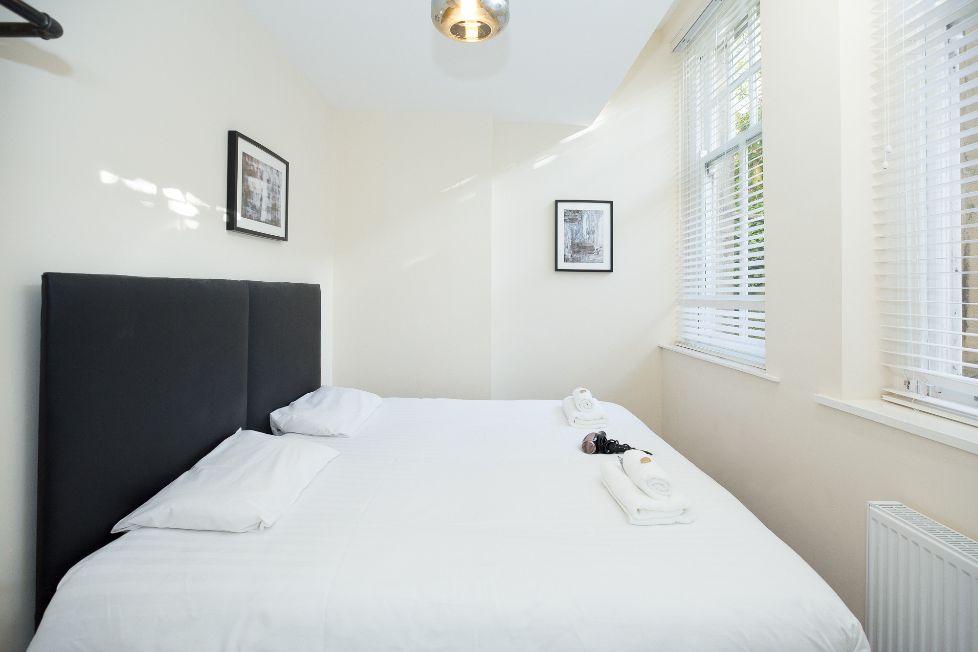 Bedroom at Sunderland Road Apartments - Citybase Apartments