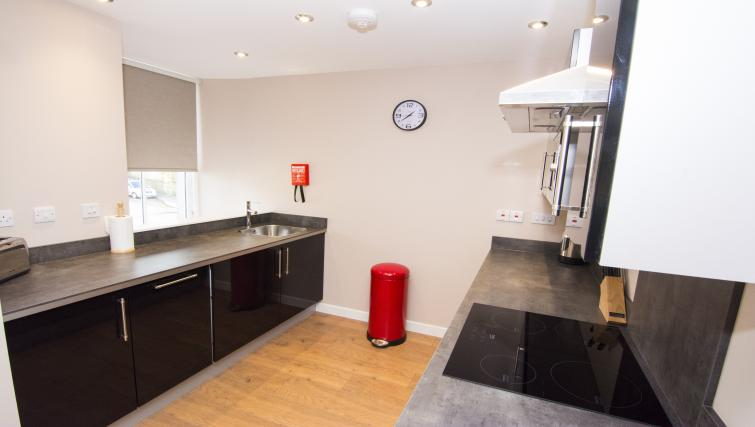 Kitchen at Nort Bode Apartments - Citybase Apartments