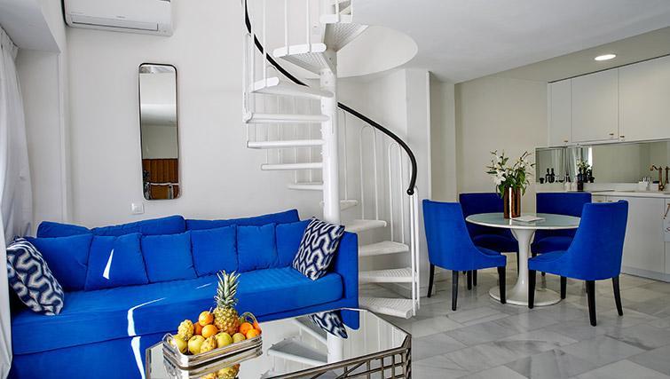 Duplex apartment at 11th Principe Apartments - Citybase Apartments