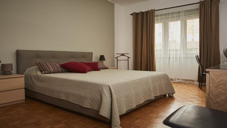Bedroom at Papiniano Apartment - Citybase Apartments