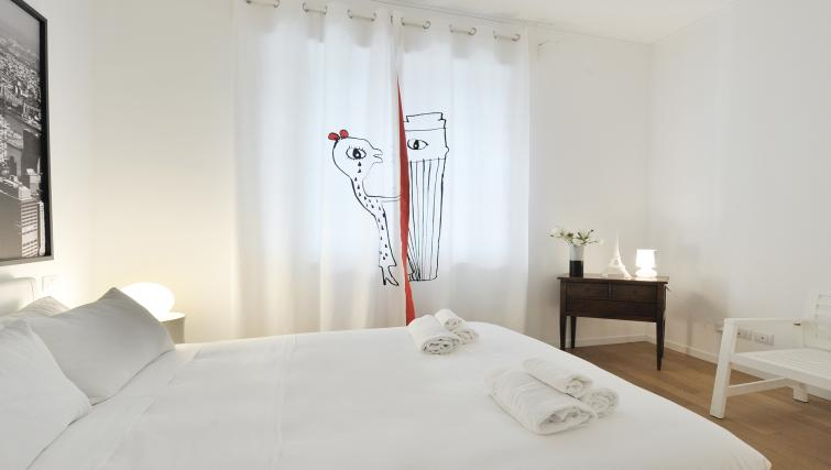 Bedroom at Olmetto Apartment - Citybase Apartments