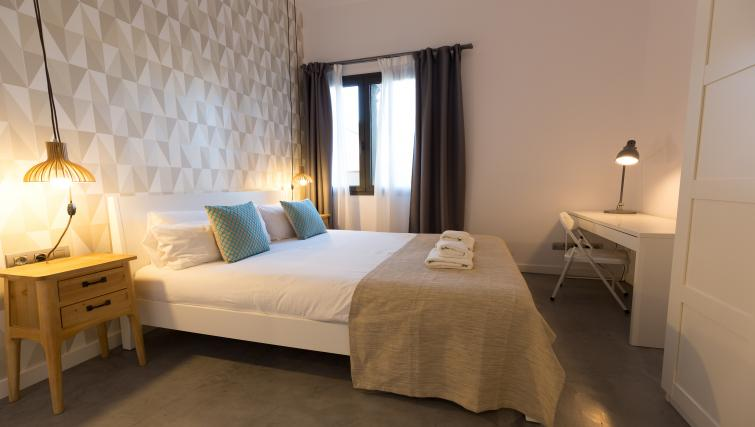 Bedroom at Park Guell Apartments - Citybase Apartments