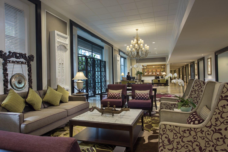 Lobby at Ascott Jakarta Apartments - Citybase Apartments