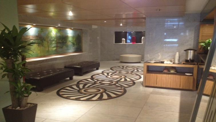 Lobby at the Grand Chapultepec Residencial - Citybase Apartments