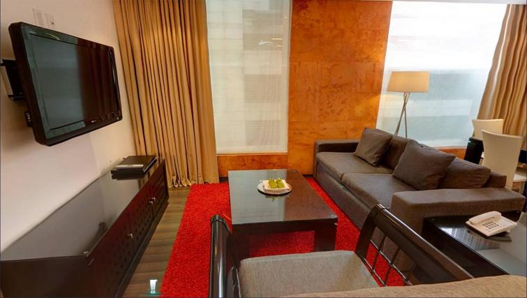 Lounge at the Grand Chapultepec Residencial - Citybase Apartments