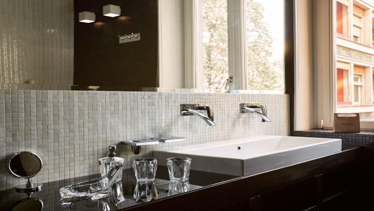 Sink at Turati Apartment - Citybase Apartments