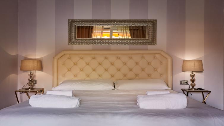 Bedroom at Turati Apartment - Citybase Apartments