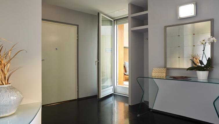 Hallway at Turati Apartment - Citybase Apartments