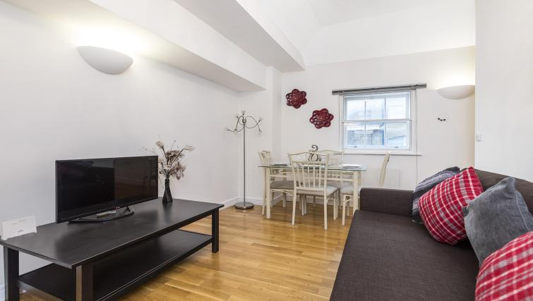 Decor at the Kings Cross Apartment - Citybase Apartments