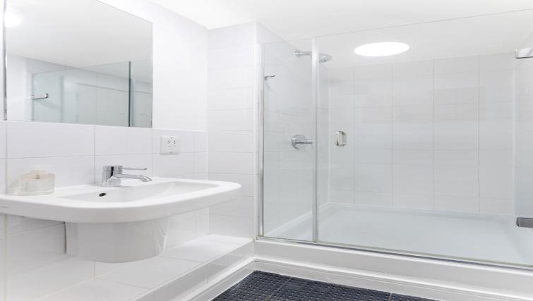 Bathroom at the Kings Cross Apartment - Citybase Apartments