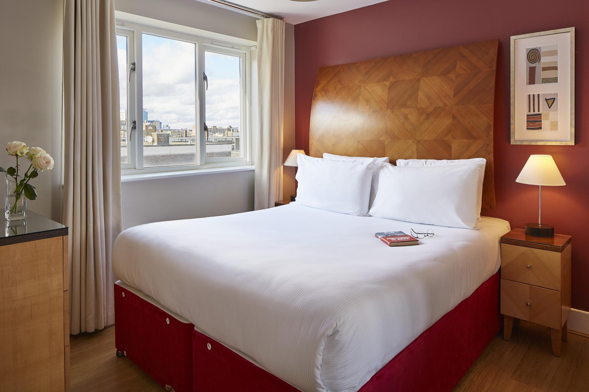 Bedding a Limehouse Apartments, Limehouse, London - Citybase Apartments