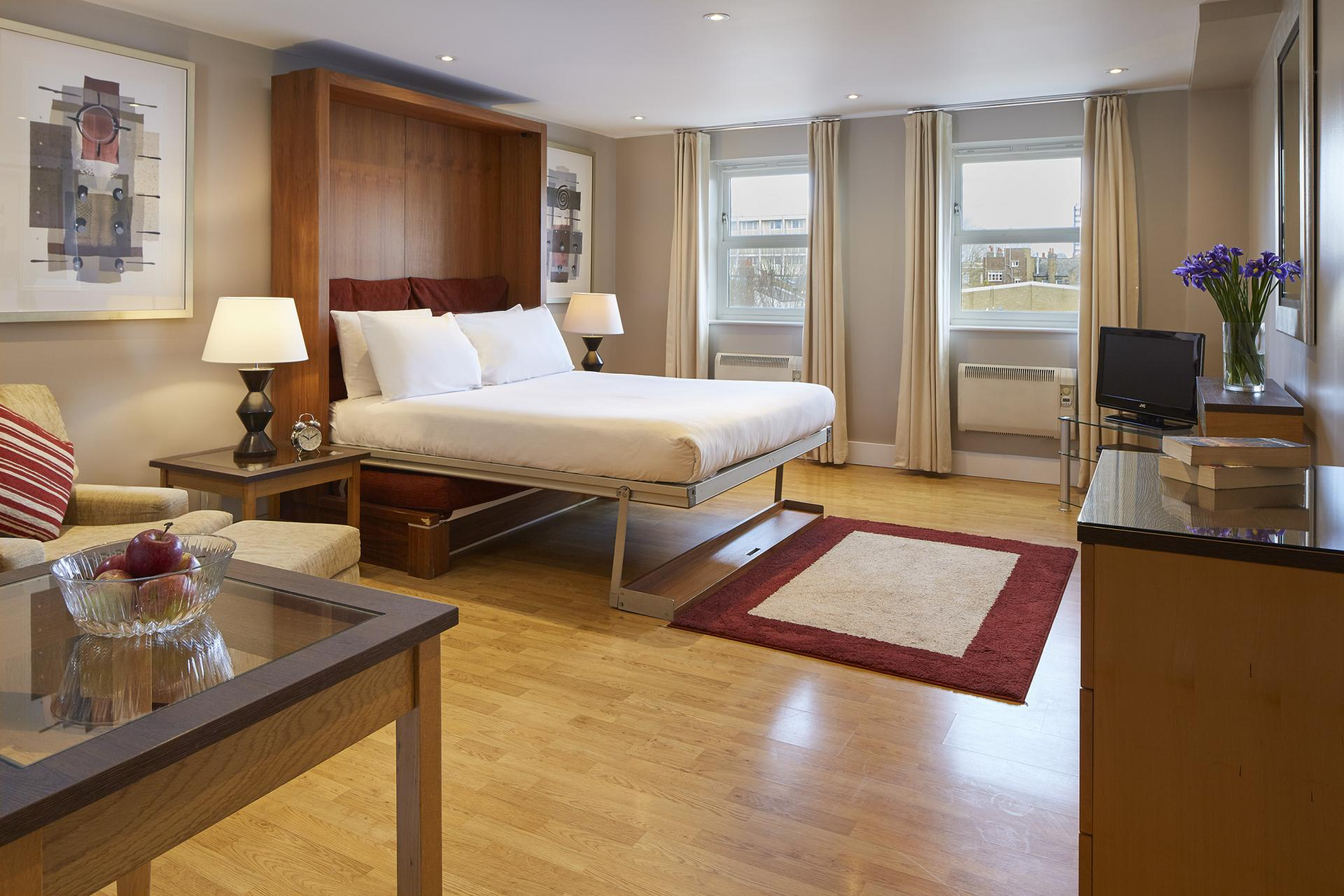 Studio at Limehouse Apartments, Limehouse, London - Citybase Apartments